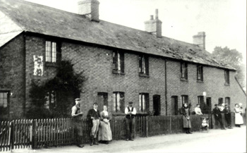 25 to 35 Flitwick Road about 1900 [Z50/130/11]